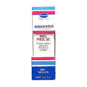 Magnesia Phosphorica 6X CELL SALTS, 500 TAB by Hylands