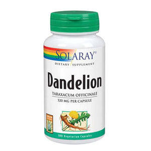 Dandelion 180 Capsules by Solaray