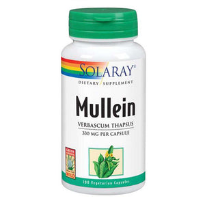Mullein 100 Capsules by Solaray