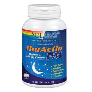 IbuActin PM 90 Caps by Solaray (2590208393301)