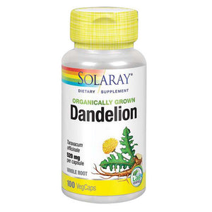 Dandelion 100 Capsules by Solaray