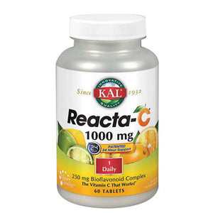 Reacta-C 120 Tabs by Kal (2590209802325)