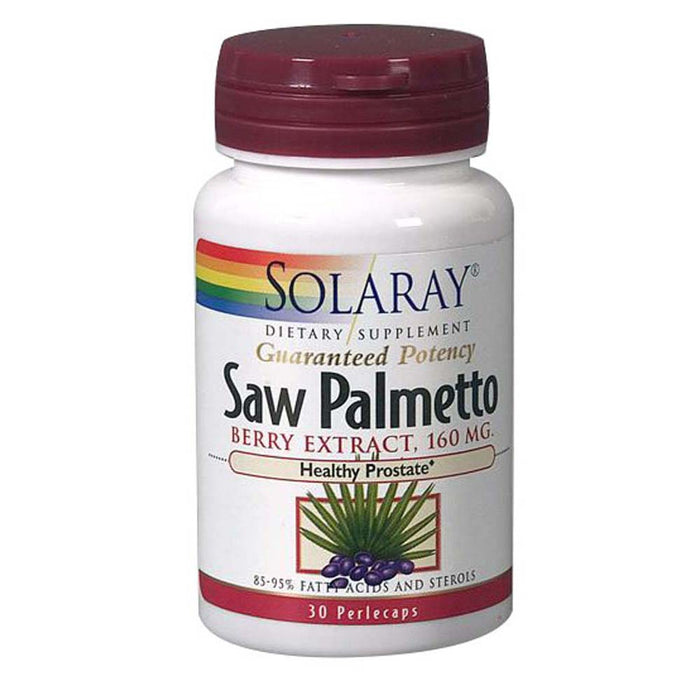 Saw Palmetto Berry Extract 240 Softgels by Solaray