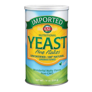 Imported Fine Flakes Yeast 7.8 oz by Kal
