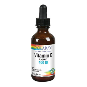 Vitamin E 2 oz by Solaray (2590214324309)