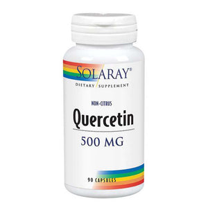Quercetin 90 Caps by Solaray