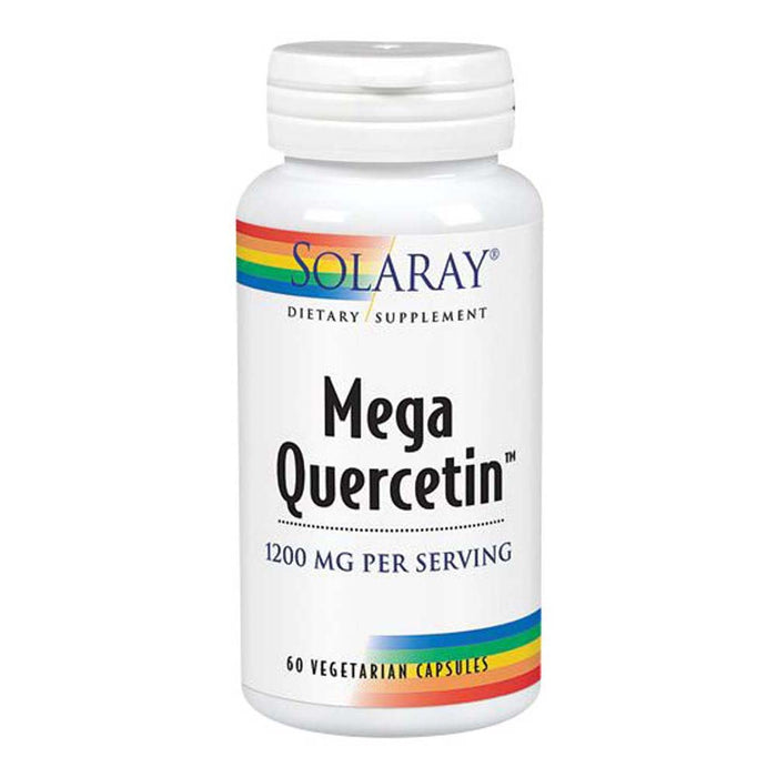 Mega Quercetin 60 Caps by Solaray