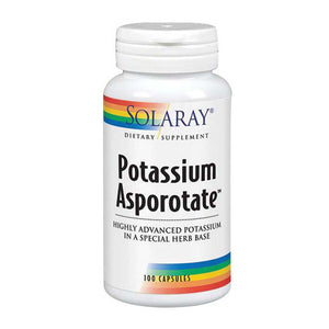 Potassium Asporotate 200 Caps by Solaray (2590217699413)