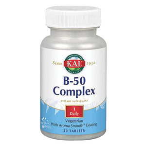 B-50 Complex 50 Tabs by Kal (2590220386389)