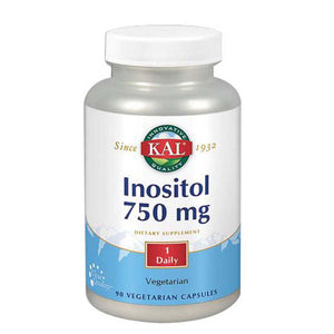Inositol 90 Caps by Kal (2590222843989)