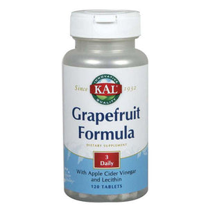 Grapefruit Formula 120 Tabs by Kal