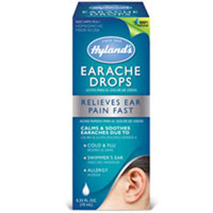 Hylands Earache Drops 0.33 oz by Hylands (2584113774677)