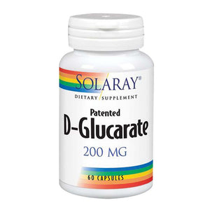 Patented D-Glucarate 60 Caps by Solaray