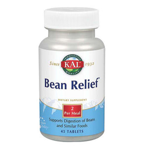 Bean Relief 45 Tabs by Kal