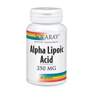 Alpha Lipoic Acid 60 Capsules by Solaray