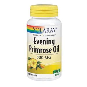 Evening Primrose Oil 90 Softgels by Solaray (2590228807765)
