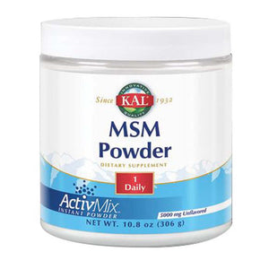 MSM Powder 10.8 oz by Kal