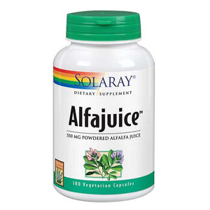 Alfajuice 180 Caps by Solaray (2588384526421)