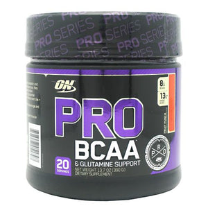 PRO BCAA Fruit Punch 20 serving / 13.7 oz by Optimum Nutrition