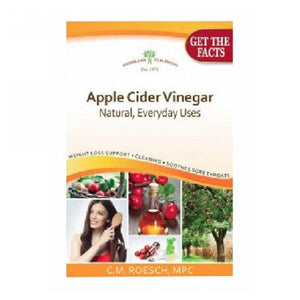 Apple Cider Vinegar 48pgs by Woodland Publishing
