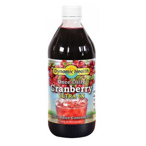 Cranberry Ultra 6x 16 Oz by Dynamic Health Laboratories (2590282580053)
