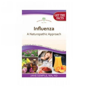 Influenza: A Naturopathic Approach 27pgs by Woodland Publishing