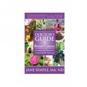 Doctor's Guide to Breast Cancer 203 pgs by Woodland Publishing