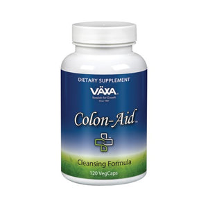 Colon-Aid+ 120ct by Vaxa (2590285037653)