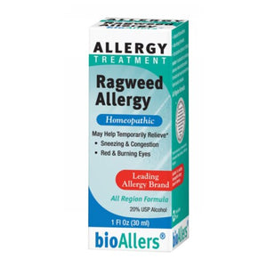 Ragweed Allergy 1 oz by BioAllers