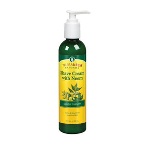 Shave Cream with Neem Rosemary Pepmint, 8 oz by Organix South
