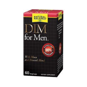 DIM for Men 60ct by Natural Balance (Formerly known as Trimedica)