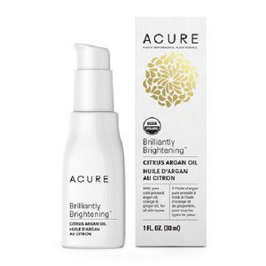 Aromatherapeutic Argan Oil Citrus Ginger 1 Oz by Acure (2587744567381)
