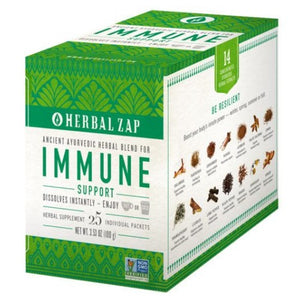 Ayurvedic Immune Support 10 Packets by Herbal Zap