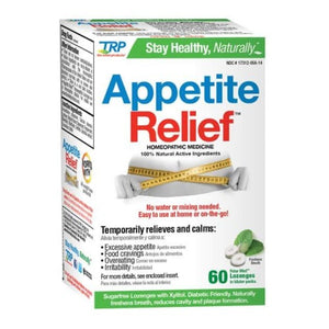 Appetite Relief 60 Count by TRP Company (2590287888469)