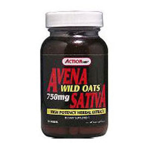 Avena Sativa Wild Oats 100 Tablets by Natural Balance (Formerly known as Trimedica)