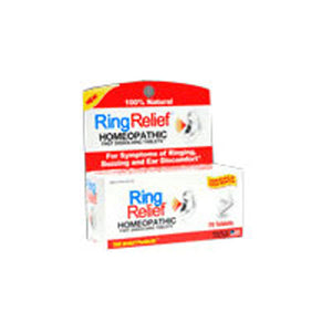 Ring Relief Fast Dissolve 50 Tabs by TRP Company (2590288183381)