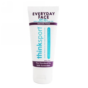 Everyday Face Sunscreen SPF30 2 Oz by Thinkbaby (2590289526869)