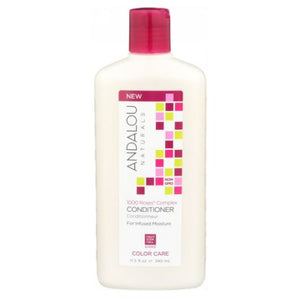 1000 Roses Complex Color Care Conditioner 11.5 Oz by Andalou Naturals (2590290051157)