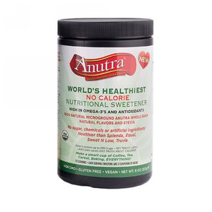 Omega-3 Nutritional Sweetener 8 Oz by Anutra