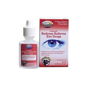 Redness Reliever Eye Drops 0.5 Oz by Clear Conscience