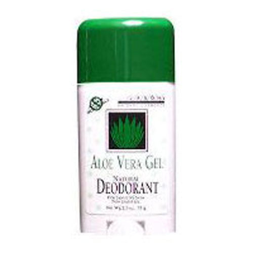 Deodorant Aloe Vera Stick 2.5 Oz by Jason Natural Products