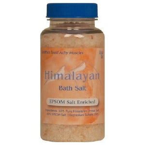 Bath Salt 40% Epsom Unscented 6 Oz by Aloha Bay (2587771469909)