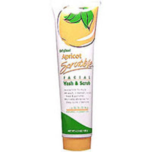 Apricot Scrubble Face Wash Apricot by Jason Natural Products (2583990599765)