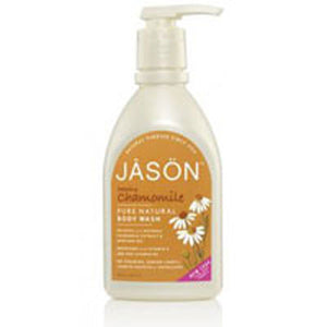 Relaxing Body Wash Chamomile, 30 FL Oz by Jason Natural Products (2583990665301)