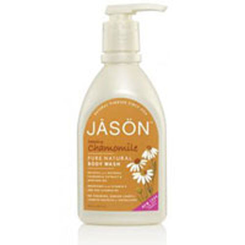 Relaxing Body Wash Chamomile, 30 FL Oz by Jason Natural Products