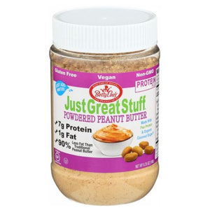 Protein Plus Powdered Natural Peanut Butter 6.35 Oz by Betty Lous