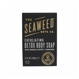 Detox Cellulite Bar Soap 3.75 Oz by Sea Weed Bath Company (2590294605909)