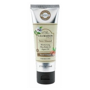 Hand Cream Sweet Almond 1.7 Oz by A La Maison (2590295359573)