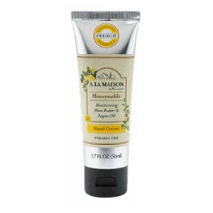 Hand Cream Honey Suckle 1.7 Oz by A La Maison (2590295392341)