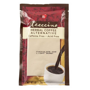 Herbal Coffee Chocolate Mint 1.05 Oz by Teeccino